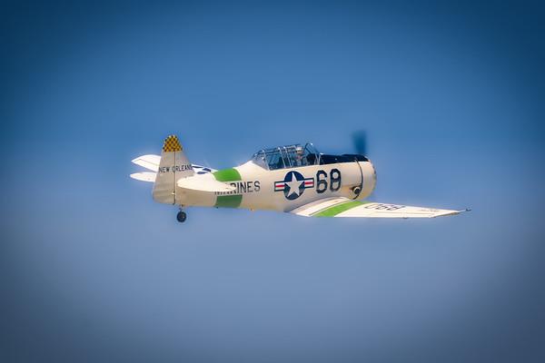 North American Aviation Texan - AT-6D