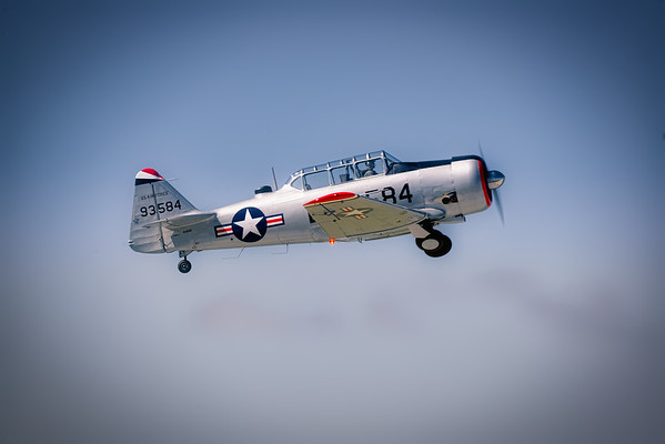 North American Aviation Texan - T-6G