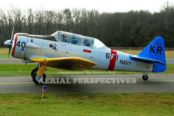 N211A - 1958 North American SNJ-6 Texan