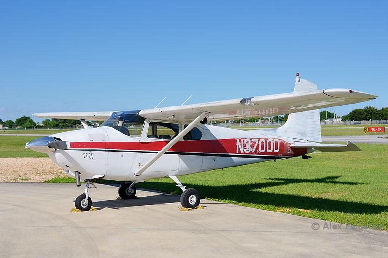 1957 Cessna 182A Skylane