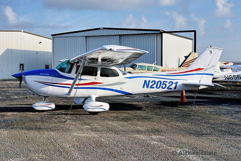 1973 Cessna 172M Skyhawk