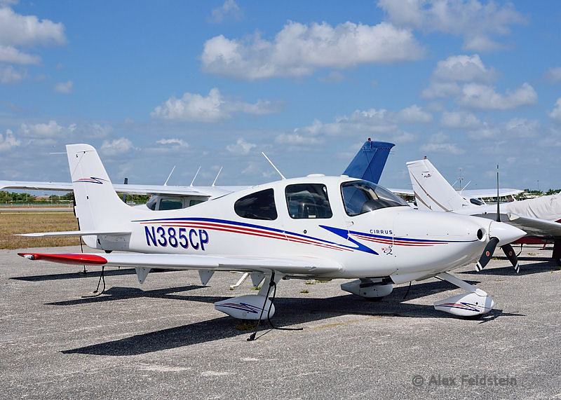 2007 Cirrus SR20