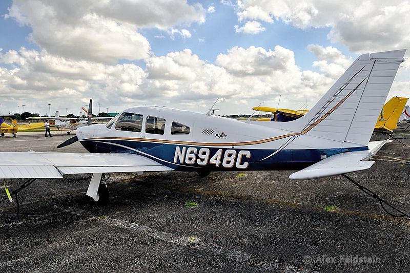 Piper PA-28R Arrow