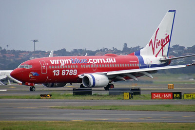Virgin Blue Boeing 737-700 VH-VBF