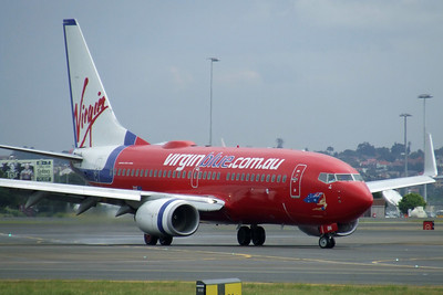 Virgin Blue Boeing 737-700 VH-VBN