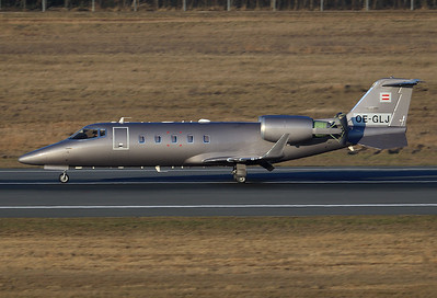 Learjet 60  MSN: 60-414 Reg.: OE-GLJ  Nuremberg (NUE / EDDN)  Germany  December 31, 2016     ex I-GSIN