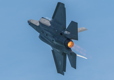 F-35 A Lightning II from Luke Air Force Base, AZ
