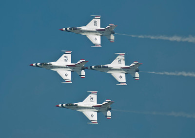 Thunderbird Diamond formation - Day 1