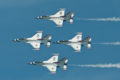 USAF Diamond Formation Day 2