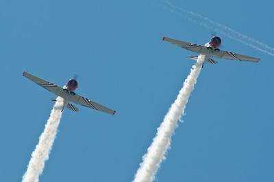 GEICO SkyTypers in their SNJs
