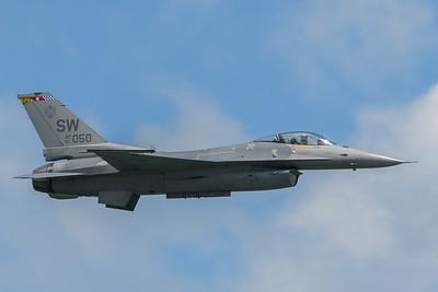 F-16 Viper Demo aircraft from Shaw AFB, South Carolina