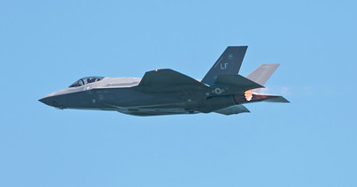 F-35A from Luke Air Force Base