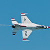 USAF T-bird #5 Lead Solo, Nick Eberling