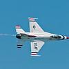USAF T-bird #5 Lead Solo, Nick Eberling