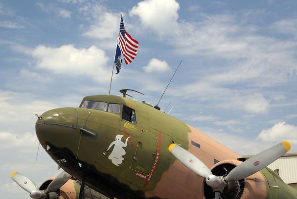 Olathe, KS CAF Air Show July 2011