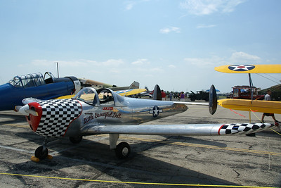 Olathe, KS CAF Air Show 2011