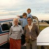 Mum, Dad with grandsons Grayson & Stuart