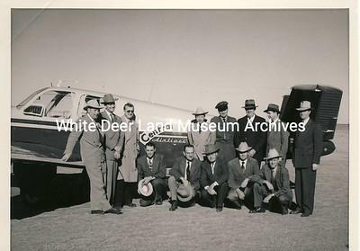 Old Pampa Airport Photos