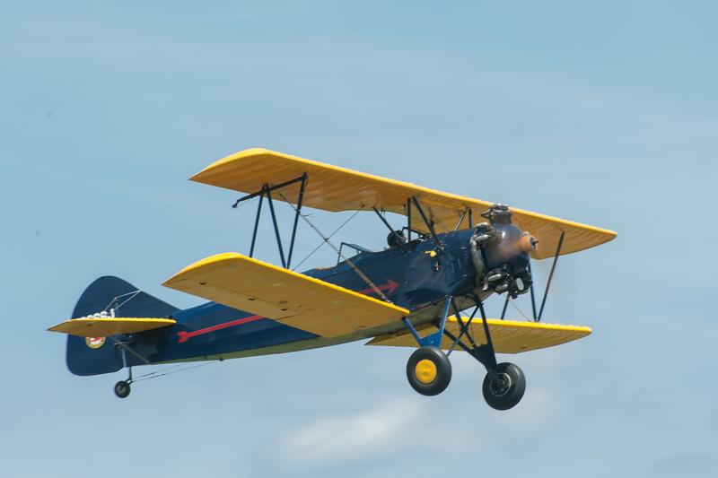 Fleet Finch 16-B