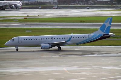 Sky Air World Embraer E190-100 VH-SXK