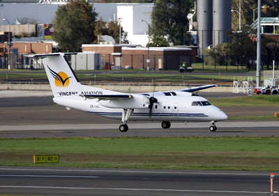 Vincent Aviation DeHavilland Dash 8-102 ZK-VAC