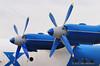 Antonov An-12b (NATO code: Cub)