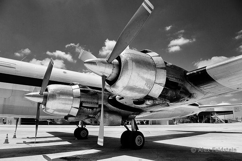 DC-6<br /> Opa-Locka, Florida