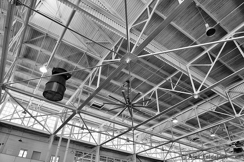 Hangar at Opa-Locka, Florida