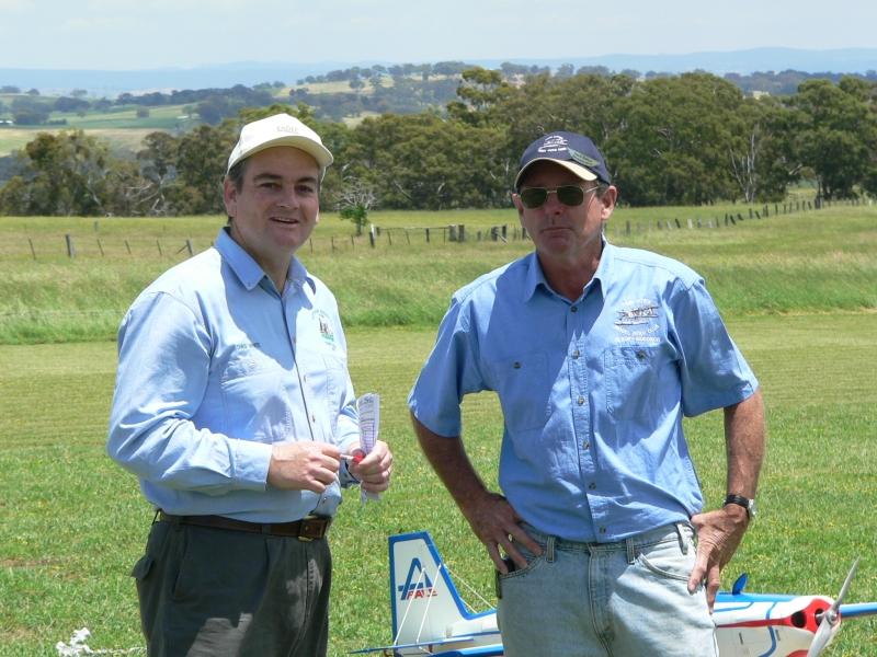 Chris White & David Balfour
