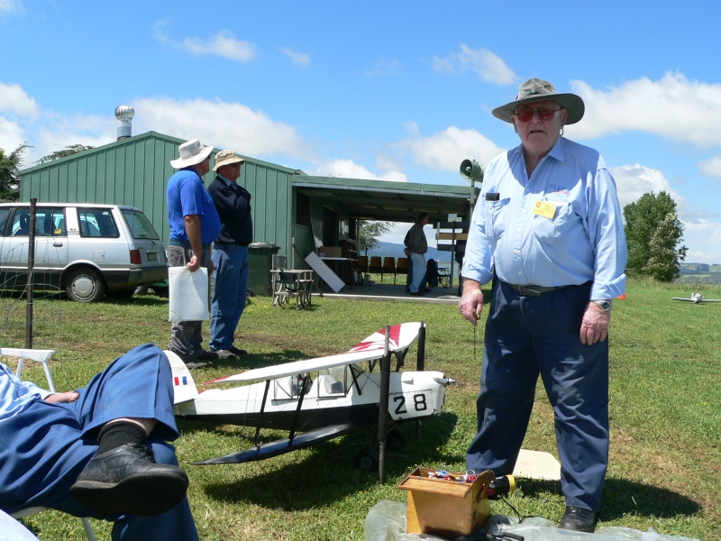 Laurie McCann and Stampe SV 4