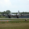 "Boeing B-29 ""Fifi"" taking off at Oshkosh 2012"
