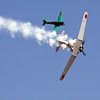 Tora Tora Tora re-enactment at the EAA Air Adventure 2012
