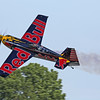Red Bull Edge 540 in a photo pass at Oshkosh.