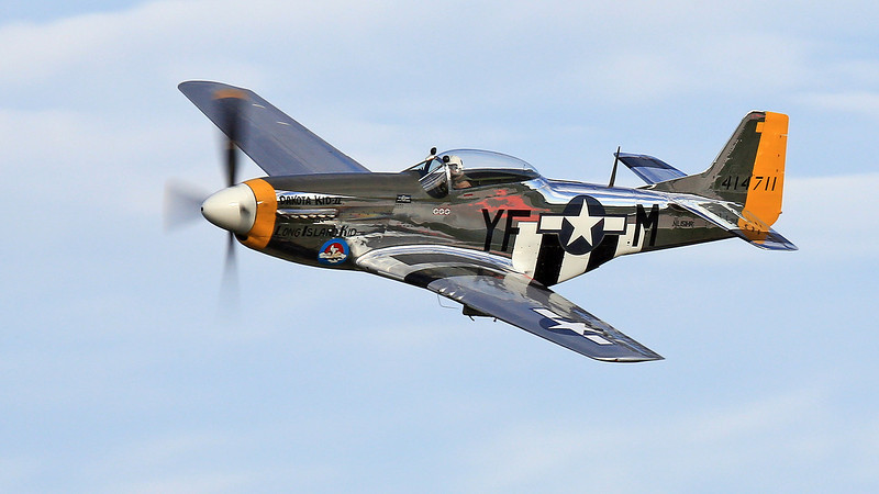 North American P-51D Mustang - NL151HR