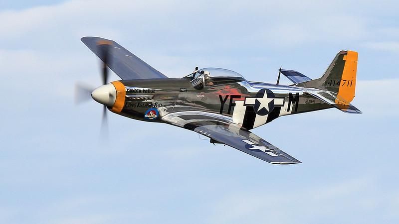 North American P-51D Mustang - NL151HR