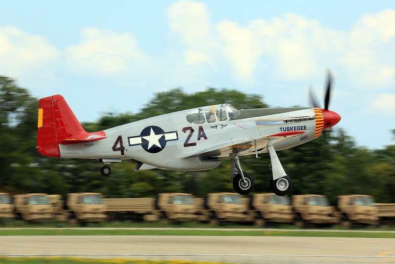 Red Tail P-51C