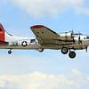 "The EAA Boeing  B-17 "" Aluminum Overcast""."