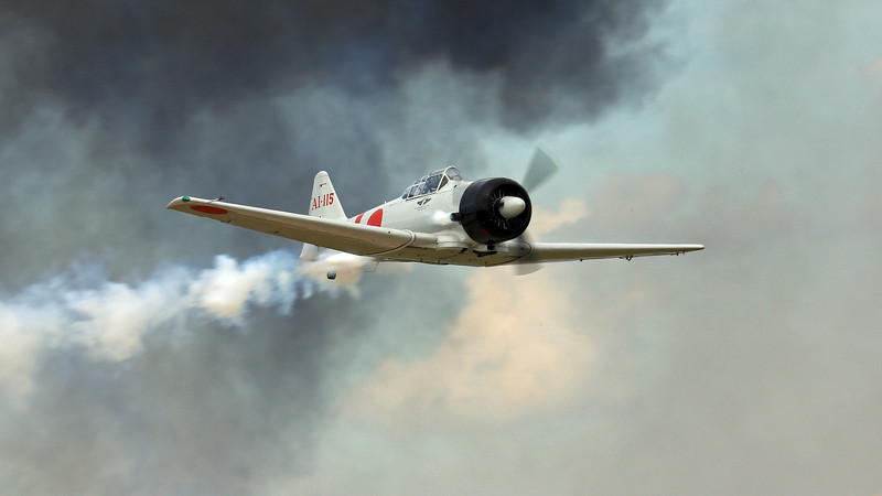 Japanese Zero replica from Tora Tora Tora