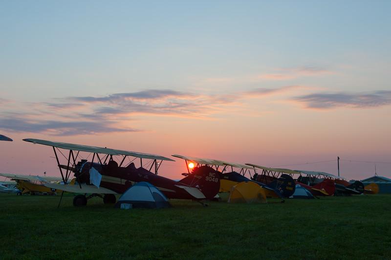 Sunrise on day2