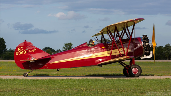 NC9048. Curtiss-Wright Travel Air 4000. Private. Oshkosh. 260718.
