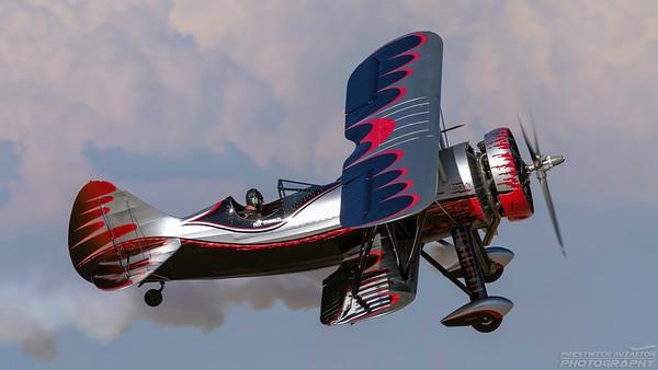 N669VP. Franklin Demon 1. Private. Oshkosh. 240718.