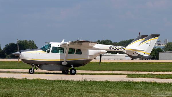 N455WC. Cessna 337D. Private. Oshkosh. 230718.