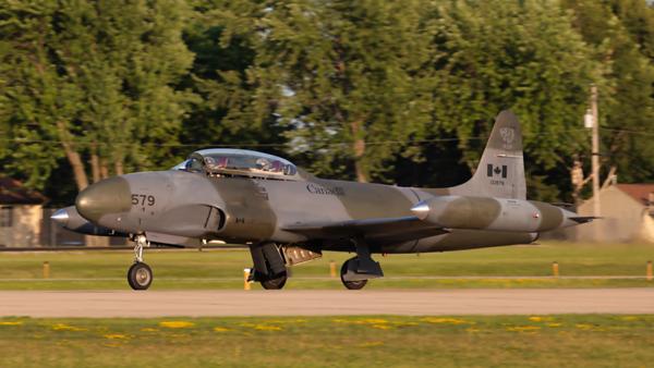 133579.  Canadair CT-133 Silver Star. Canadian Air Force. Oshkosh. 220719.