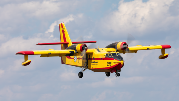 C-GBPD. Canadair CL-215-1A10. Viking Aircraft. Oshkosh. 260719.