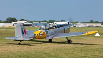 18003 (NX146DK). De Havilland Canada DHC-1 Chipmunk Canadian Air Force. Oshkosh. 240719.