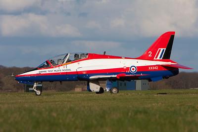 Boscombe Hawk at Linton 4 March