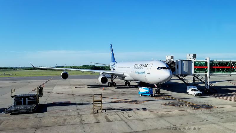 A-340<br /> Ezeiza International Airport<br /> Buenos Aires