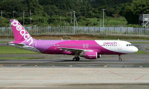 JA801P PEACH A320