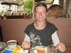 Breakfast at Hostel 10-30-08