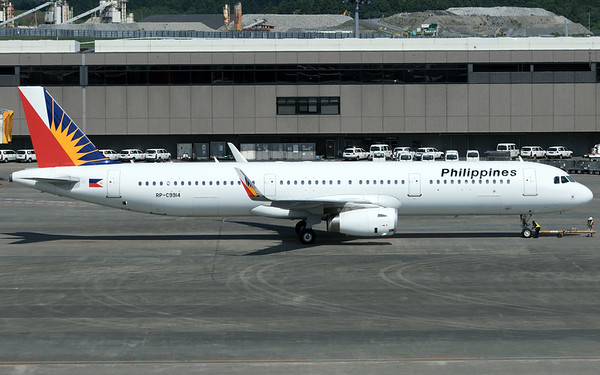 RP-C9914 PHILIPPINES A321